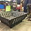 """Thumbnail: Collapsible Fire Pit. Approximately 30"""" wide 3/16"""" Steel"""