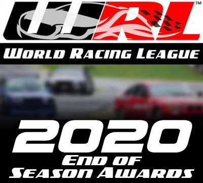 2020 World Racing Championship Awards