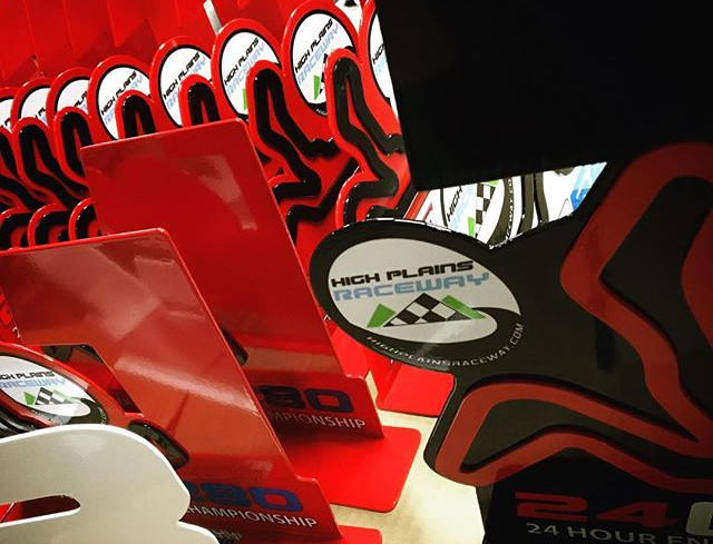 #racewrl trophies for the #24at5280 at _