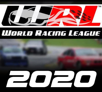 2020 World Racing League Trophies