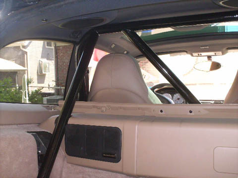 M Coupe Roll Bar