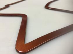 24 inch Laguna Seca Copper Powder Coat