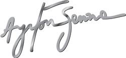 Ayrton Senna  Signature Autograph