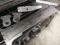 BMW 318ti Mockup Reinforcement Kit