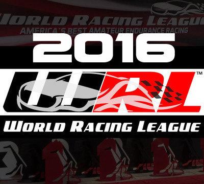 2016 World Racing League Trophies