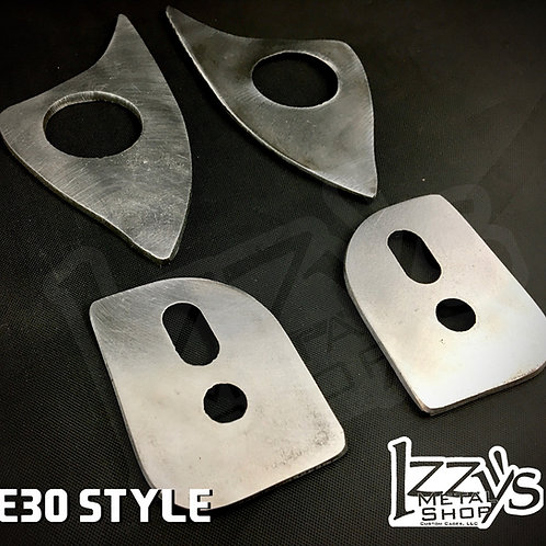 BMW E30 and E36 Motor Mount Reinforcements