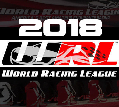 2018 World Racing League Trophies