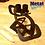 Thumbnail: Geometric Dual Candle Holder Modern Double Candles, Shabbat candle holder