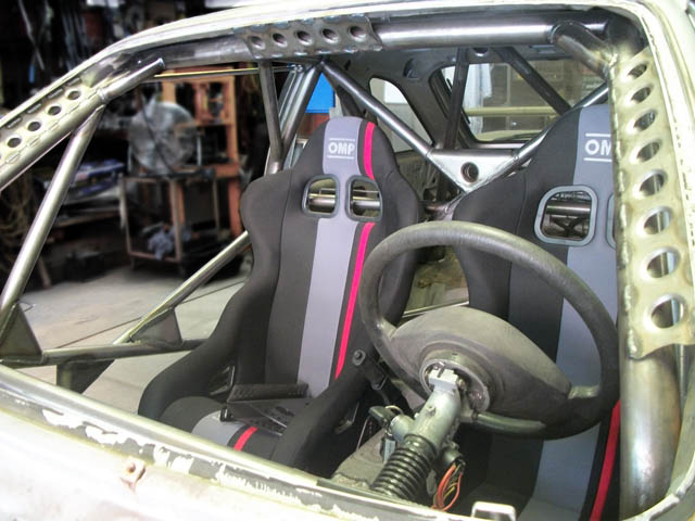 Ford Custom Roll Cages