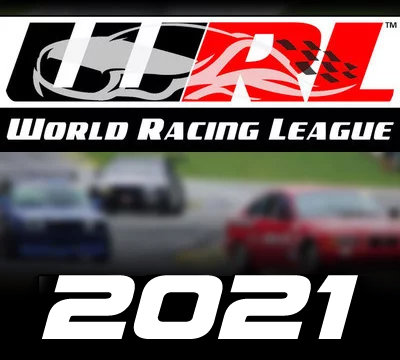 2021 World Racing League Trophies