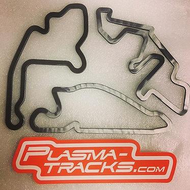 4-12 Inch Plasma-Tracks