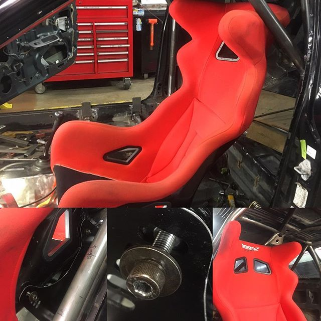 If I never see another seat install, I'll die a happy man ;)