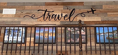 Travel  24 to 36 Inch - Inspiring Wall Words