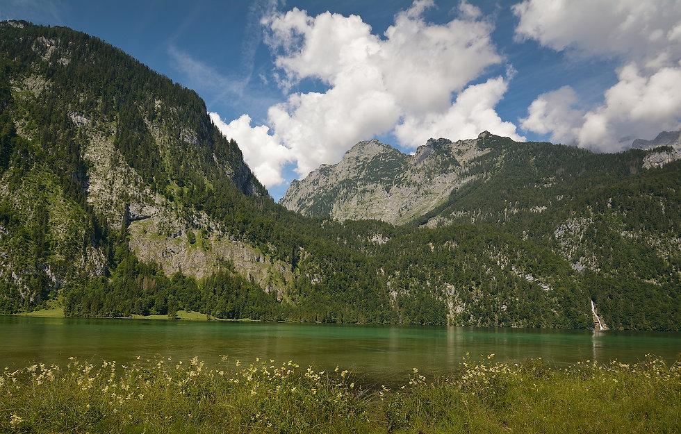 Königssee, Berchtesgaden Nationalpark(foto © Rune Engelbreth Larsen).