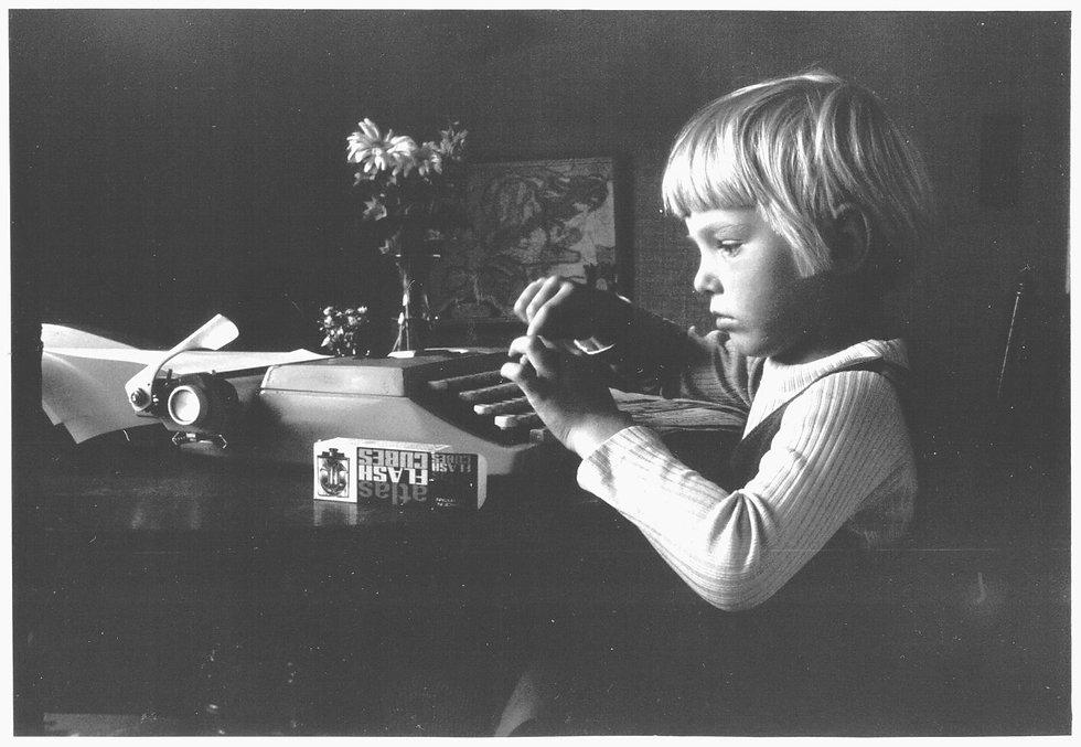 Rune Engelbreth Larsen (foto: Tommi Larsen 1972)