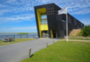 Oostvaardersplassen. Besøgscenter (foto: Rune Engelbreth Larsen)
