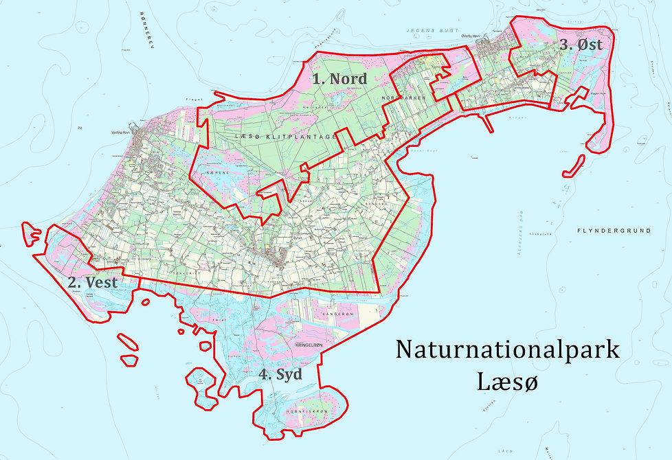 Læsø – hvis man kunne samle al natur i ét naturreservat ... (kort: Rune Engelbreth Larsen)