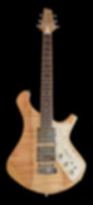 custom lightwood electric guitar