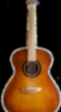 custom acoustic guitar
