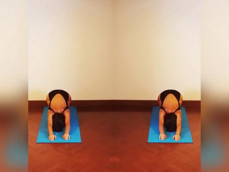 El yoga se practica desde lo invisible