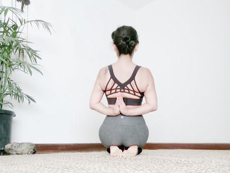 Yoga, tu aliado en esta cuarentena