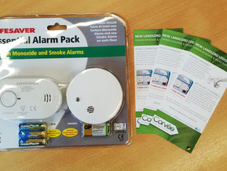 Co & Smoke Alarms, are you covered?