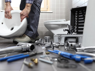 Why Should I Hire a Professional to Install my New Bathroom?