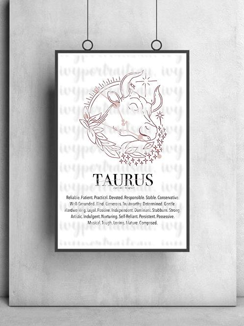 TAURUS Ivy Print