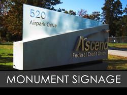 Monument Freestanding