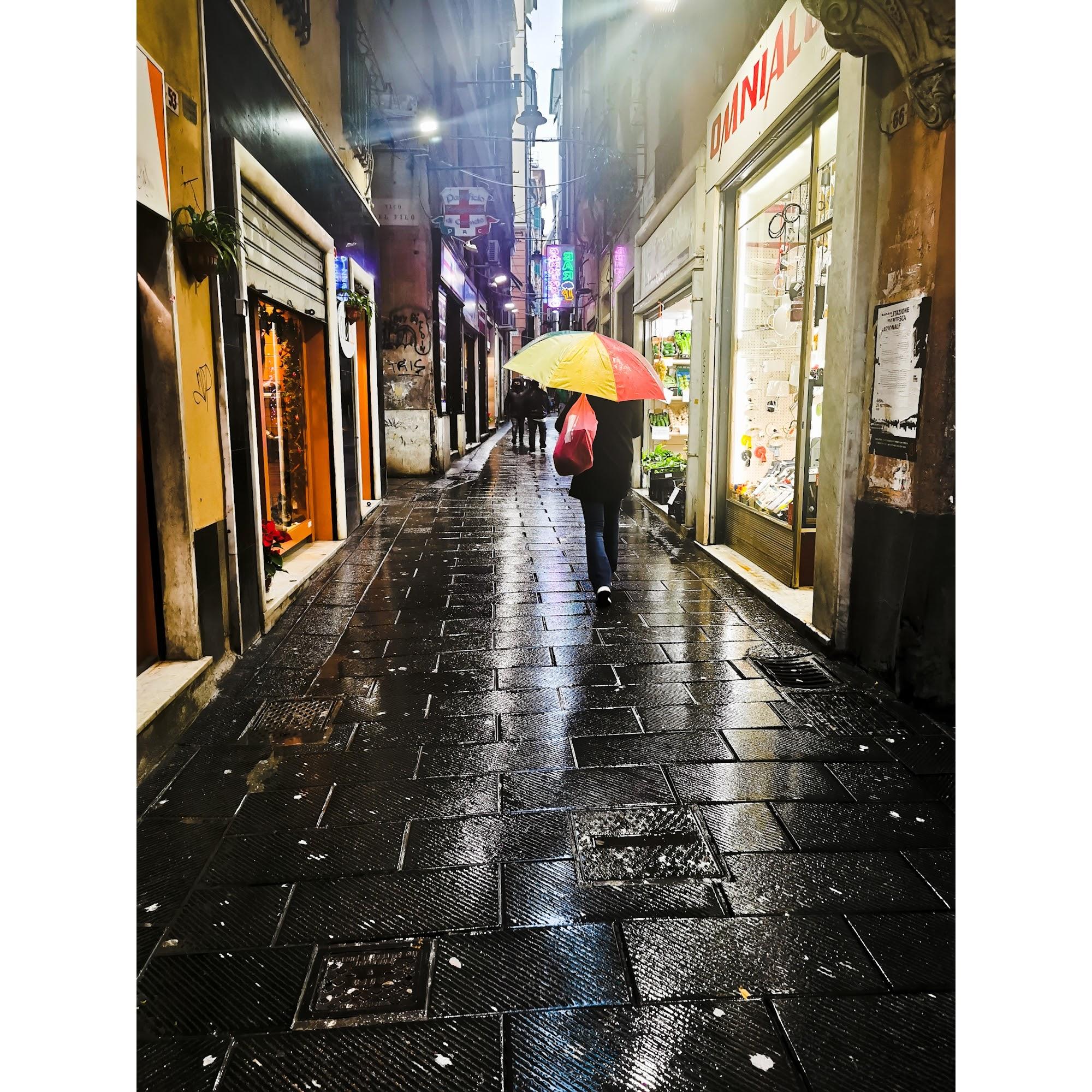 caruggi - centro storico genova