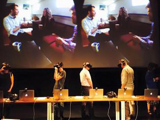 Oculus Rift film 'Spectator' Ship' draait in EYE Nationaal Film Instituut