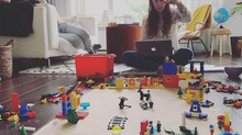 'We Run' the LEGO SESSION
