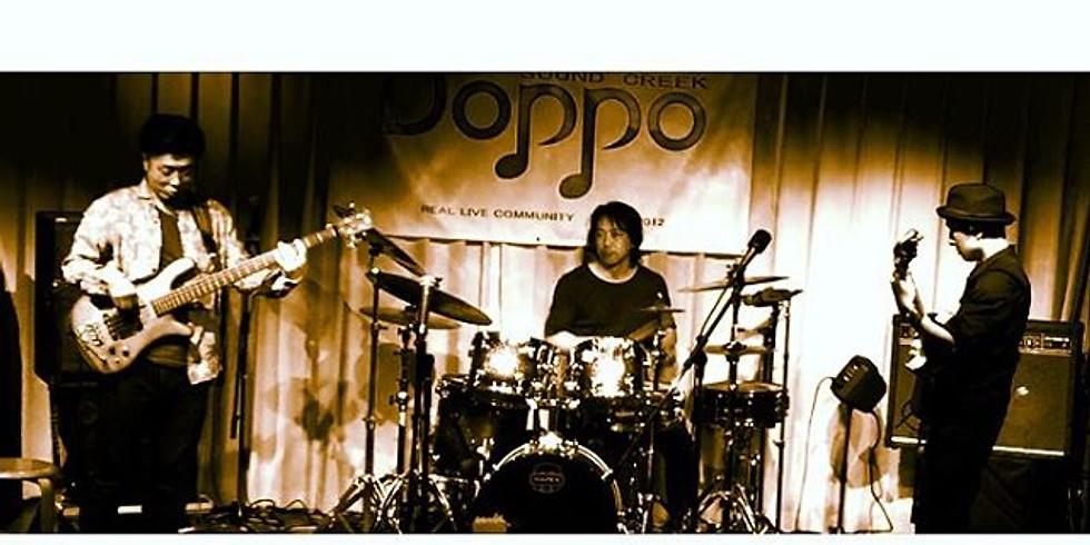Polygon Head(band)@代々木Barbara  (1)