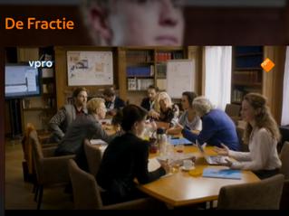 Televisiedebuut in dramaserie 'De Fractie' op NPO2
