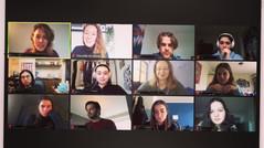 Acting via Zoom: Erasmus University Rotterdam