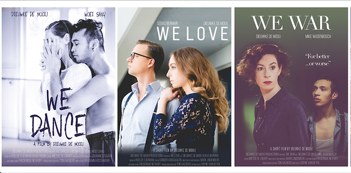 Facebook Header 'We Love, We Dance, We W