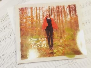 Backing Vocals zingen op EP Release van Elisabeth Daniel