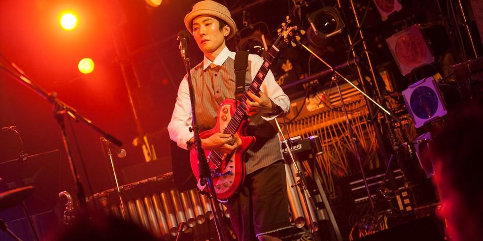 森川 祐護(Polygon Head / solo)live at 横浜 O-SITE