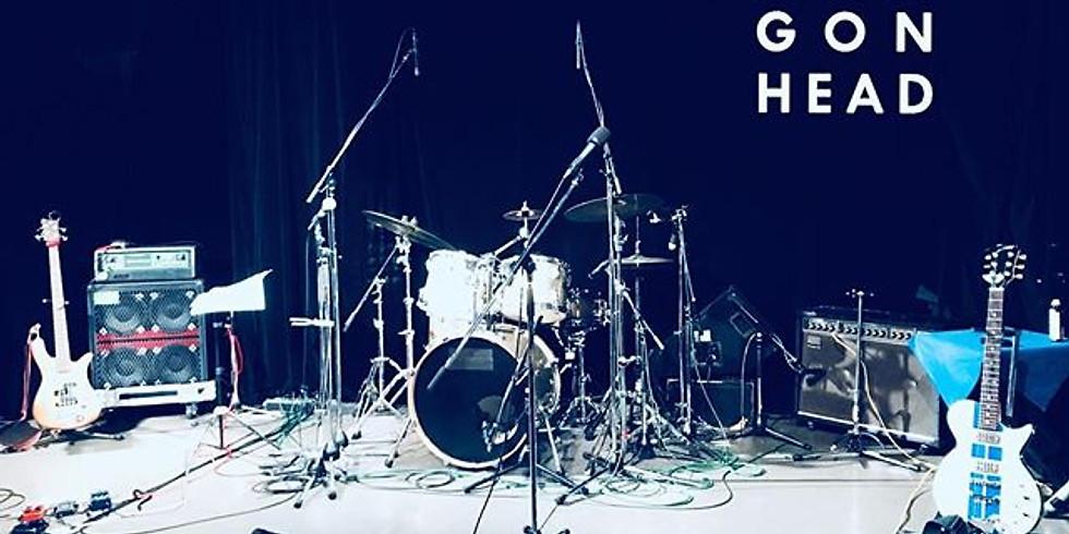 Polygon Head(band)︎Live at 四谷Doppo (1)