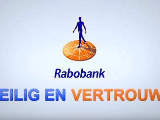 Hoofdrol in Rabobank Corporate Film