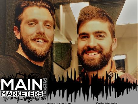 Main Street Marketers - Episode #2 - Nolan Q Owner, True Music Studios