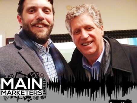Main Street Marketers - Episode #8 - Lt. Governor Dan McKee, State of RI