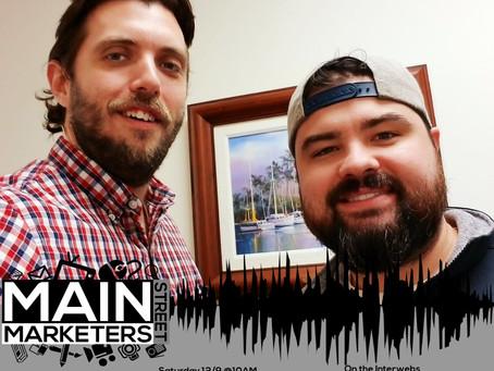 Main Street Marketers - Episode #4 - Oliver Palmer, Owner J2 Design Team