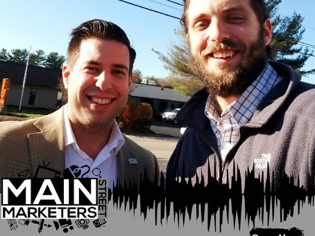 Main Street Marketers - Episode #5 - Emilio DiSpirito, The DiSpirito Team