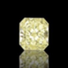 Fancy colored diamond