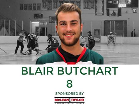 Player Profile: Blair Butchart