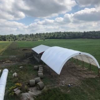 40x60 Tasco Dome