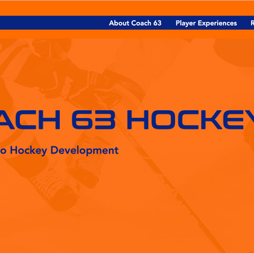 Coach 63 Hockey