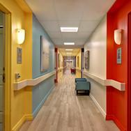 Palisade Gardens hallway
