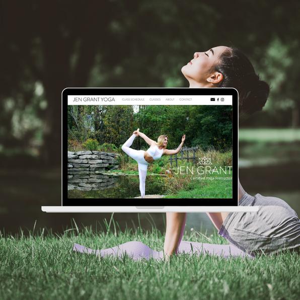 Jen Grant Yoga